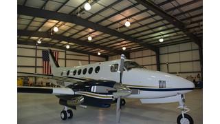 Winner Aviation Upgrades King Air B100 Based at YNG