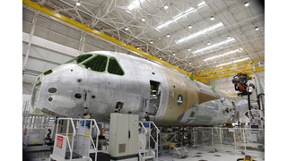 Embraer Opens Final Assembly Hangar for the KC-390, in Gavião Peixoto, SP, Brazil