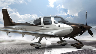 Cirrus Aircraft at Cavalcade of Planes