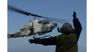 Elbit Systems U.S. Subsidiary Awarded Contracts to Upgrade Marine Corps AH-1W Attack Helicopter