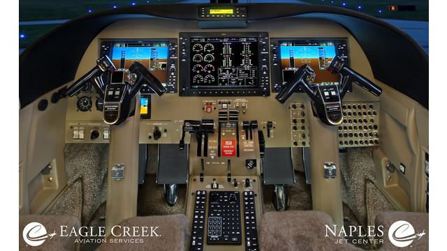 Eagle Creek Receives Garmin G950 STC for Commanders