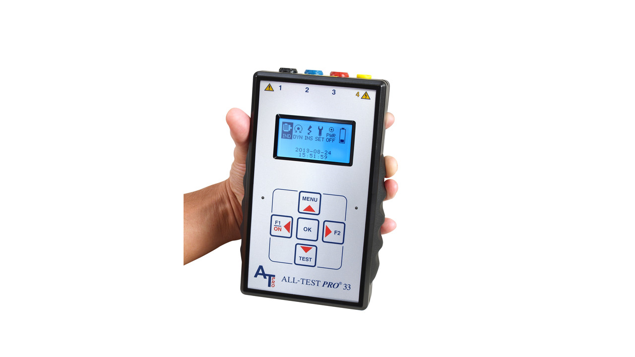 Hand Held Tester : At ind hand held motor tester aviationpros