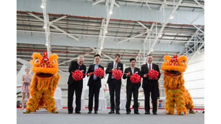 Jet Aviation Singapore Celebrates Opening of New 7,500-square-meter Hangar