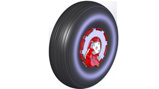 "BERINGER AERO Wheels & Brakes introduces new 4"" mains – World's Lightest"