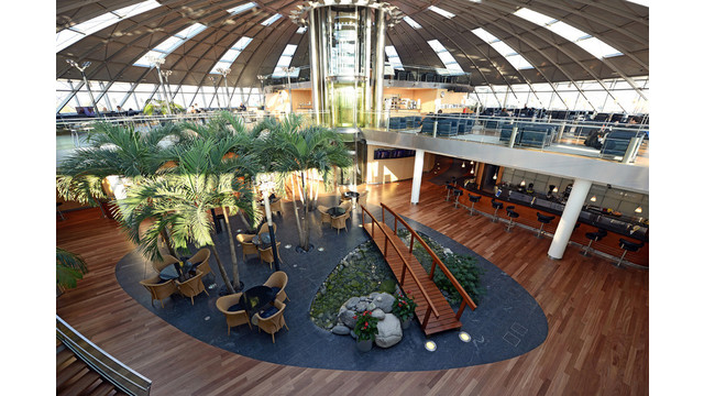 Swissport's Euroairport Skyview Lounge Wins Top Award For Fourth Time