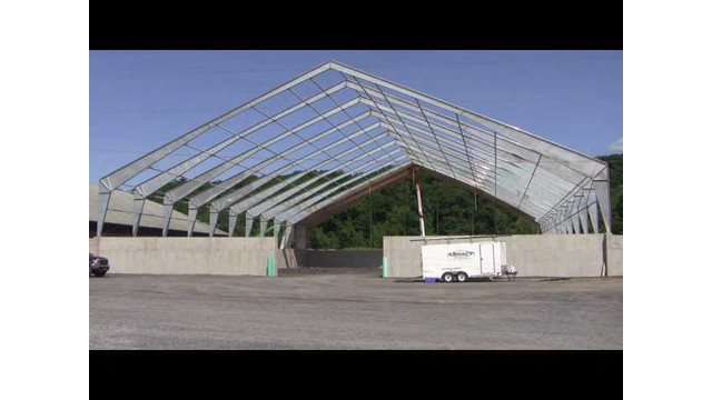 Legacy Building Solutions Inc - Tension Fabric Building