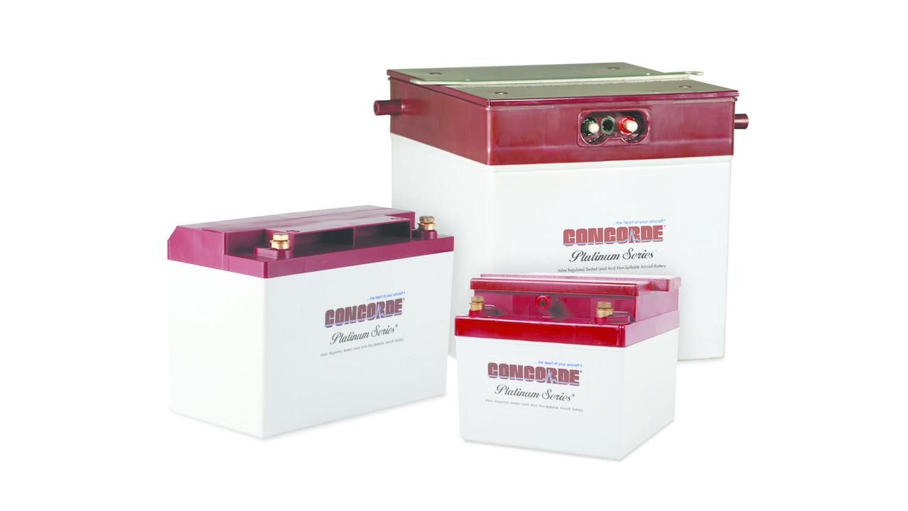 Battery Capacity Test : Concorde battery releases technical bulletin no
