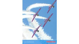Meet the Superstars of Aerobatic Performers