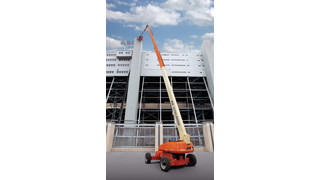 Gold Again: JLG 1500SJ Boom Lift is Contractors' Top Choice For Second Consectuive Year