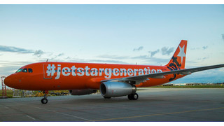 PPG Aerospace Coatings Help Jetstar Celebrate 10th Birthday with Special Livery