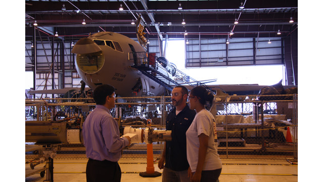 Northrop Grumman Receives LRQA Certification for Lake Charles Maintenance and Modification Center