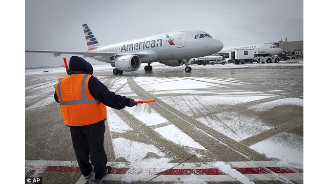 Exelis Deploys Deicing Management Software Solution At Philadelphia International Airport