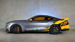 Ford F-35 Lightning II Edition Mustang Celebrates 50 Years and Supports Young Eagles