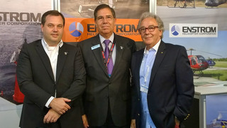 Enstrom Adds Dealers, Continues Innovation