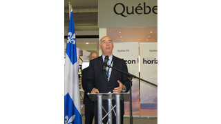 Minister Jacques Daoust Expresses Confidence in the Future of Québec's Aeronautical Industry