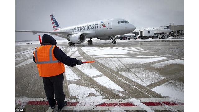 Exelis Deploys Deicing Management Software Solution At Philadelphia International Airport