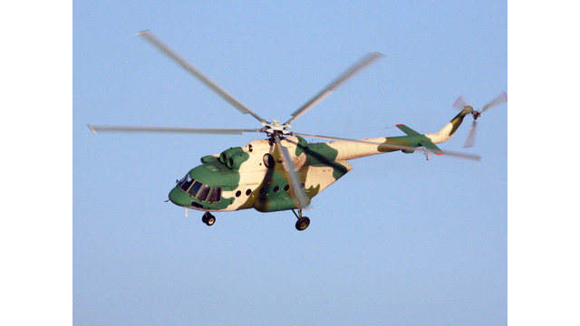 Russian Helicopters Completes Delivery of 52 Mi-171E Helicopters to China