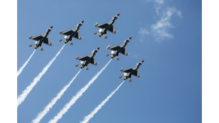 U.S. Air Force Thunderbirds To Headline Embry-Riddle's Wings & Waves Air Show