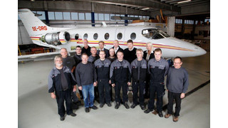 First FAA Certificate issued to a Danish MRO facility since 2008