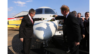 Embraer's Legacy 500 Executive Jet awarded Brazilian certification