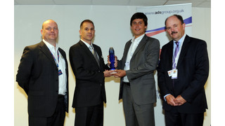 Amari Aerospace Presented with SC21 Bronze Award