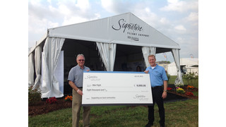 Signature Flight Support Awards Able Flight With Scholarship