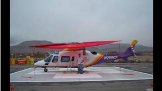 Aircraft Maintenance Canopy