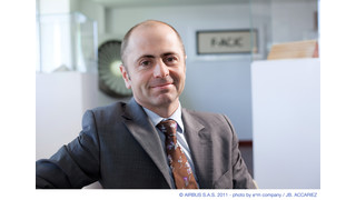 Joël Frugier Appointed General Manager of Airbus Corporate Jet Centre