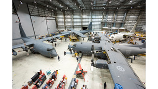 Marshall Aerospace and Defence Group Canada Provides Further Support to the Royal Canadian Air Force's CC130 Fleet