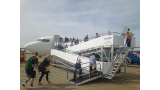 Norwich Airport To Implement Step-Free Boarding Ramps