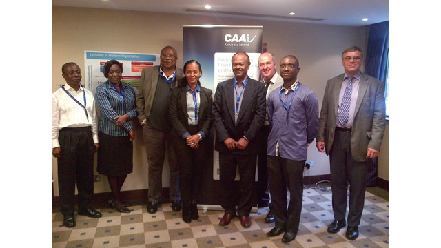 Ghana CAA Flying High After CAAi SMS Training