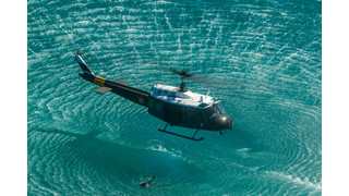 Vector Aerospace and Orange County (CA) Sheriff's Department Sign AS350 and UH-1H MRO Support Contract