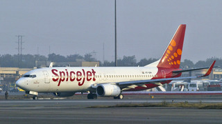 Cash-strapped Indian Airline SpiceJet Grounded
