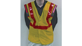 ANSI Class II Lighted Safety Vests