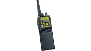 IC-A3-VHF Air Band Transceiver