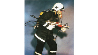 IFEX 3000 aerial and ground fire extinguishing systems