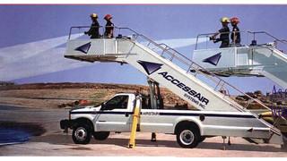 Rapid Response Emergency Airstair