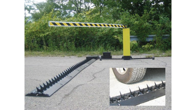 TRAP (Temporary Roadblock Apparatus Pack)