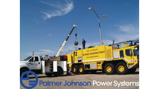 ARFF Vehicle Transmission Service