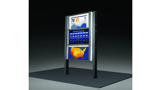CyRAQ 1000 Digital Displays