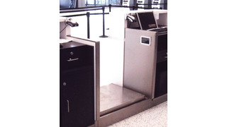 M64 Baggage Scale System