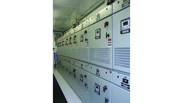 Airfield Lighting Field Electrical Center (ALFEC)