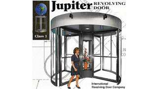 Security Revolving Doors