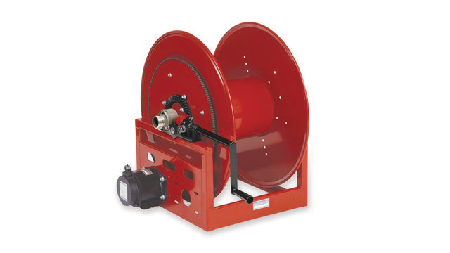 Nordic Series 3900 heavy-duty hose reels