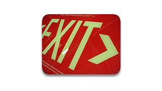 PL Exit Signs