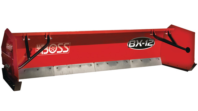 THE BOSS Box Plow- BX-12