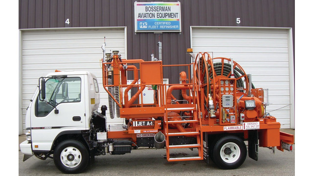 HS800E Hydrant Servicer