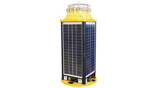 AV425-RF Solar Aviation Light