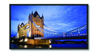 NEC's Super-Slim LED-Backlit Large-Screen Displays