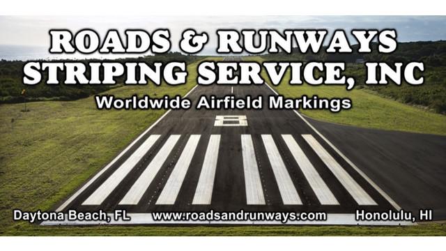 Roads & Runways Striping Service, Inc.